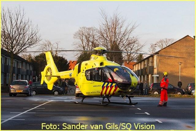Lifeliner3 inzet Oirschot Foto: Sander van Gils (4)