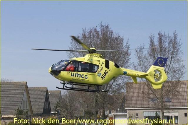 Lifeliner4 inzet Herbaijum Foto: Nick den Boer