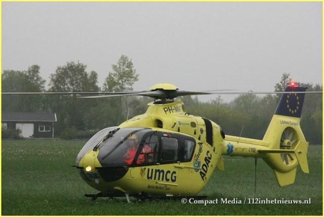 Lifeliner4 inzet Jubbega Foto: Compact Media (3)