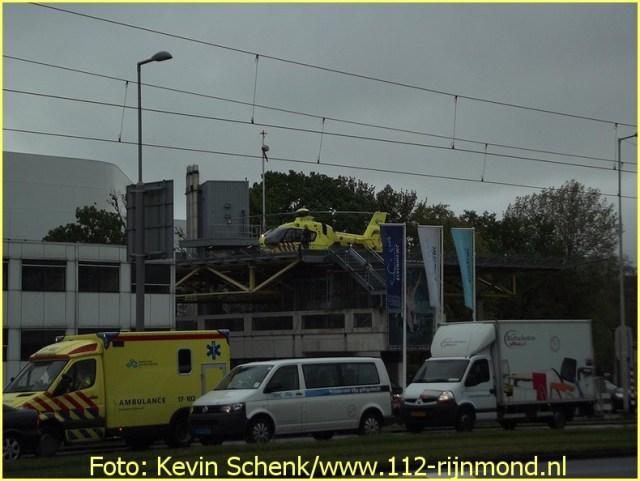 Lifeliner2 inzet Rotterdam Maasvlakte Foto: Kevin Schenk (14)