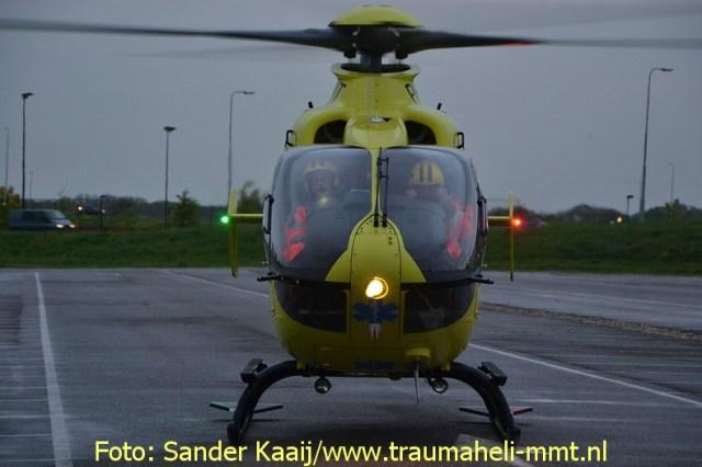 Lifeliner4 inzet Julianadorp Foto: Sander Kaaij