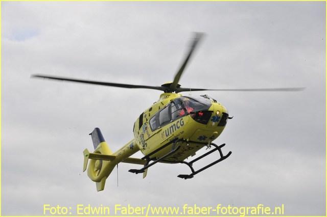 Lifeliner4 inzet Oosterwolde Foto: Edwin Faber