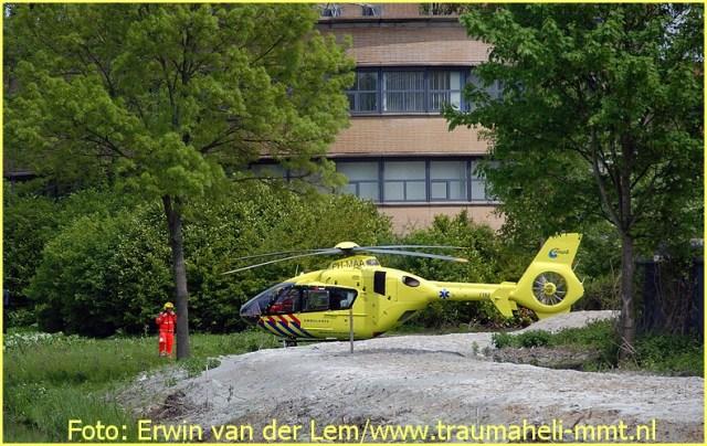 Lifeliner2 inzet Rijswijk Foto: Erwin van der Lem (5)