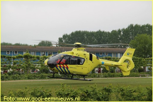 Lifeliner1 inzet Almere Foto: gooi-eemnieuws.nl