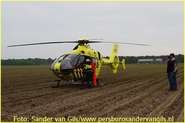 Lifeliner3 inzet Loosbroek Foto: Sander van Gils (6)