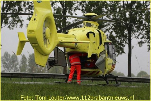 Lifeliner3 inzet Veghel Foto: Tom Louter