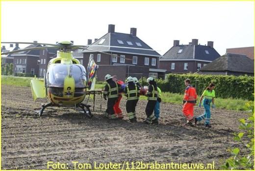 Lifeliner3 inzet Boekel Foto: Tom Louter