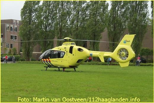 Lifeliner2 inzet Zoetermeer Foto: Martin van Oostveen (1)