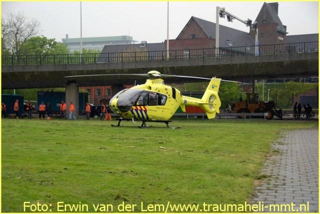 Lifeliner2 inzet Den Haag Foto: Erwin van der Lem (4)