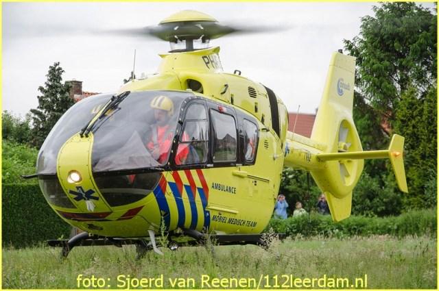 Lifeliner3 inzet Brakel Foto: Sjoerd van Reenen