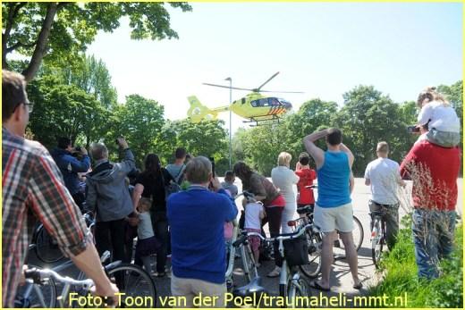 Lifeliner2 inzet Leiden Foto:Toon van der Poel  (1)