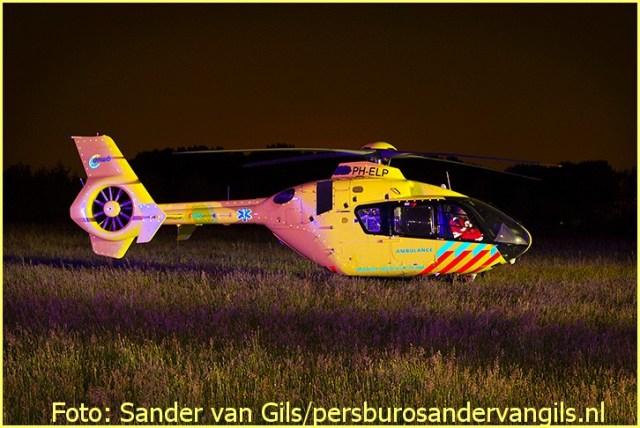 Lifeliner3 inzet Sint-Michielsgestel Foto: Sander van Gils (9)