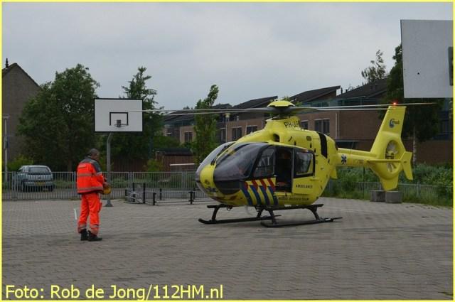 Lifeliner2 inzet Gouda Foto: Rob de Jong (9)