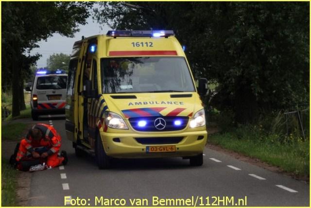 Lifeliner2 inzet Krimpen aan de Lek Foto: Marco van Bemmel (5)