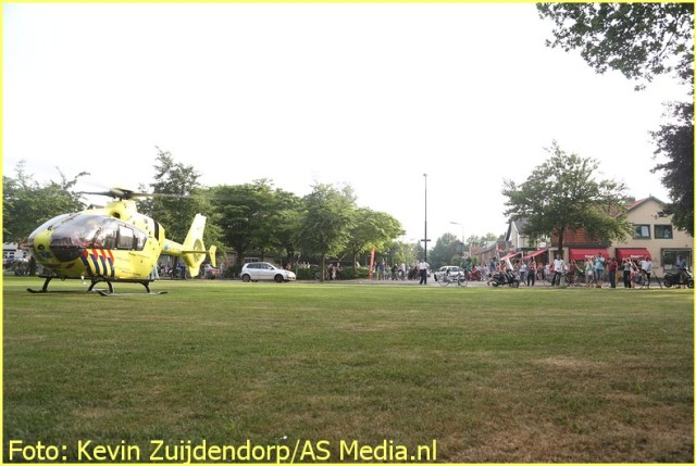 Lifeliner1 inzet Soest Foto: Kevin Zuijdendorp (3)