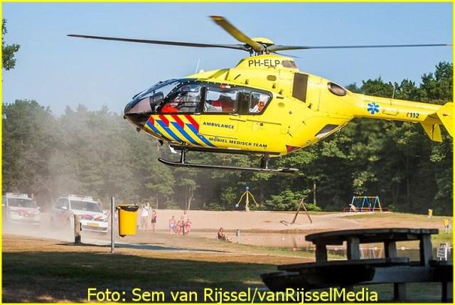 Lifeliner3 inzet Mierlo Foto: Sem van Rijssel (1)