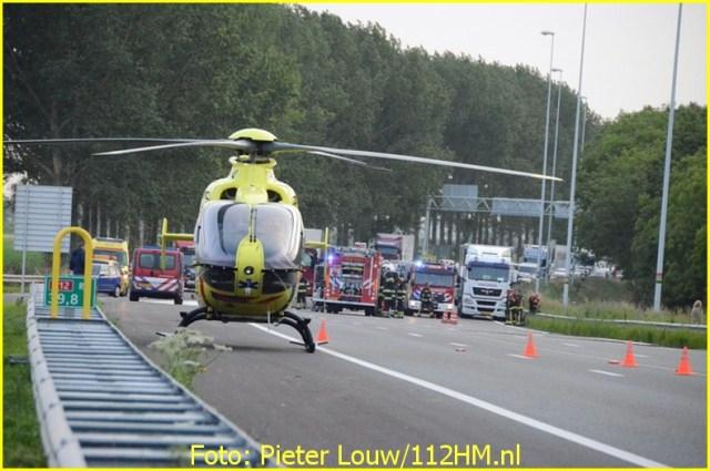 Lifeliner 2&1 inzet Nieuwerbrug Foto: Pieter Louw