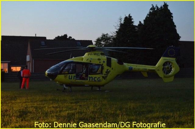 Lifeliner4 inzet Muntendam Foto: Dennie Gaasendam (10)