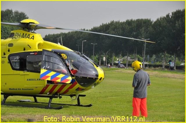 Lifeliner2 inzet Spijkenisse Foto: Robin Veerman (10)