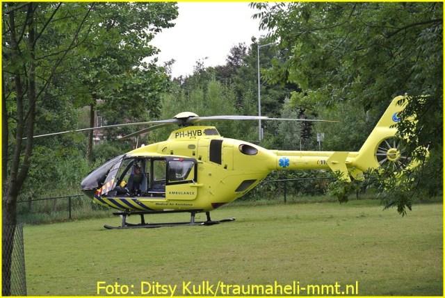 Lifeliner1 inzet Hoofddorp Foto: Ditsy Kulk