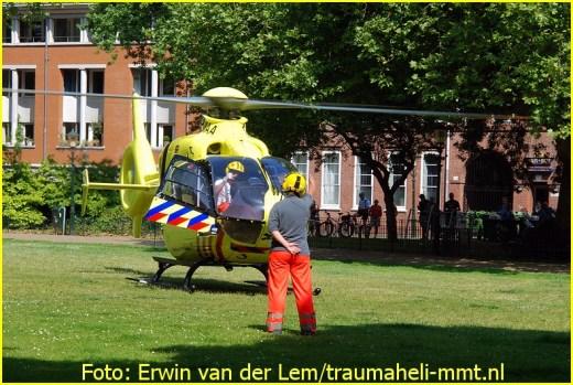 Lifeliner2 inzet ´s-Gravenhage Foto: Erwin van der Lem (6)