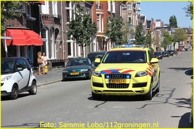 MMT4 inzet Groningen Foto: Sammie Lobo