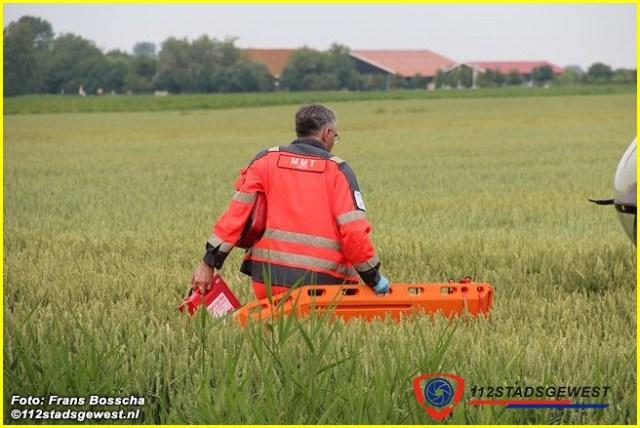 Lifeliner2 inzet Meliskerke Foto: Frans Bosscha (6)