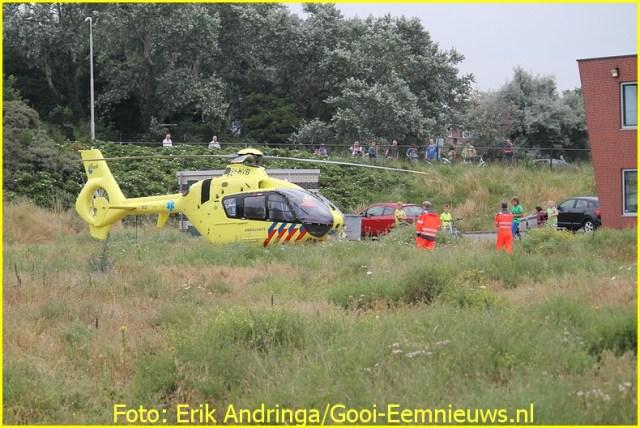 Lifeliner1 inzet Ijmuiden Foto: Erik Andringa