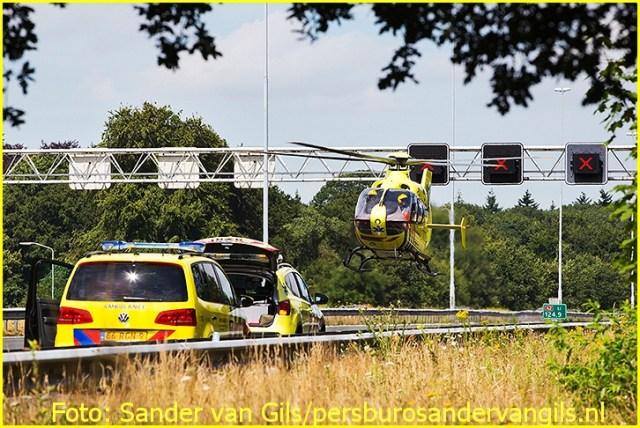 Lifeliner3 inzet Vught Foto: Sander van Gils (12)