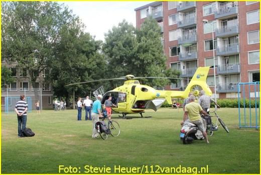 Lifeliner3 inzet ´s-Hertogenbosch Foto: Stevie Heuer