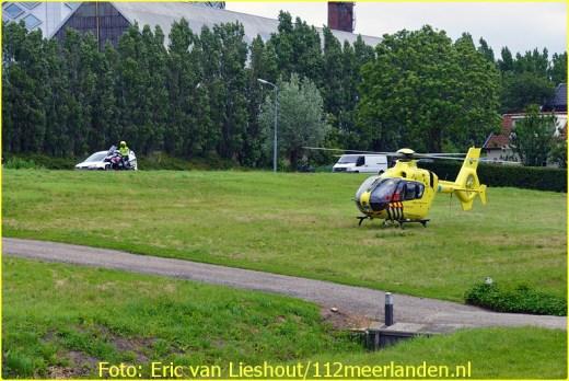 Lifeliner1 inzet Zwanenburg Foto: Eric van Lieshout (8)
