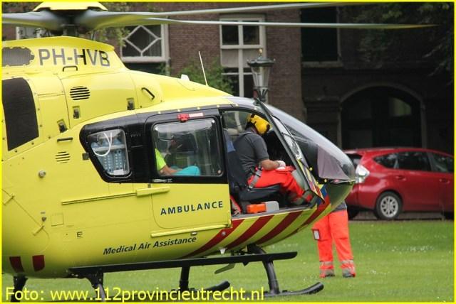 Lifeliner1 inzet Zeist Foto: 112provincieutrecht.nl