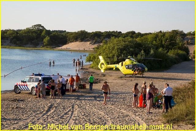 Lifeliner1 inzet Overveen Foto: Michel van Bergen (18)