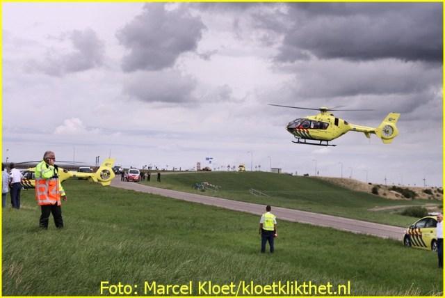 Lifeliner2 en 3 inzet Wemeldinge Foto: Marcel Koet (3)