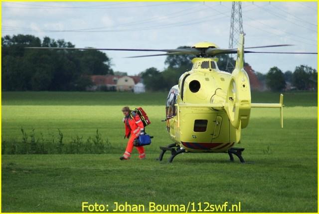 Lifeliner4 inzet Hartwerd Foto: Johan Bouma