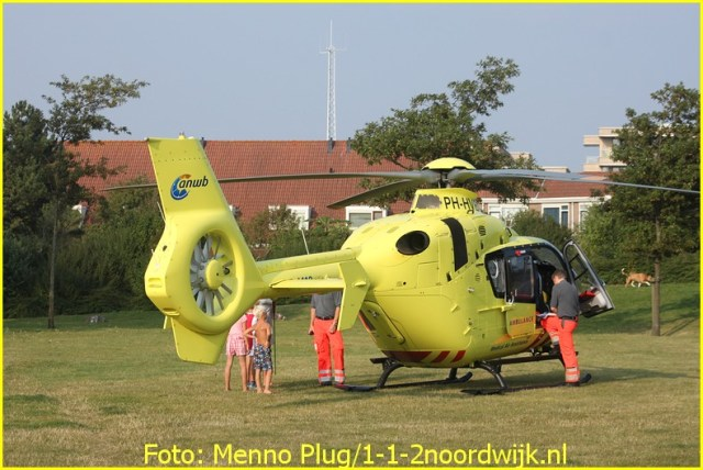 Lifeliner1 inzet Noordwijk Foto: Menno Plug (2)