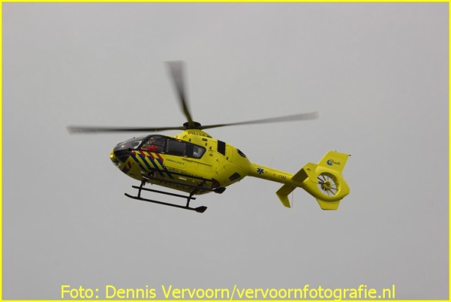 Lifeliner2 inzet Rotterdam Foto: Dennis Vervoorn
