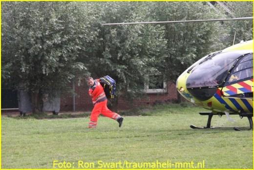 Lifeliner1 inzet Krommenie Foto: Ron Swart (33)