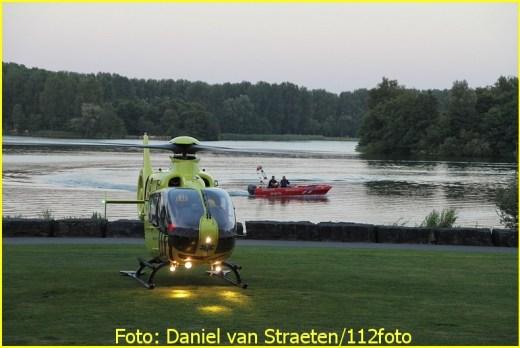 Lifeliner1 inzet Hoofddorp Foto: Daniel van Straeten