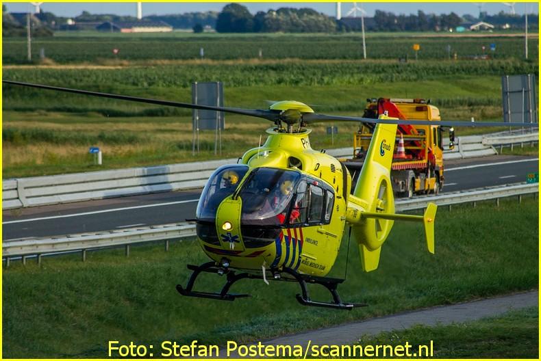 Lifeliner4 inzet Harlingen Foto: Stefan Postema (1)