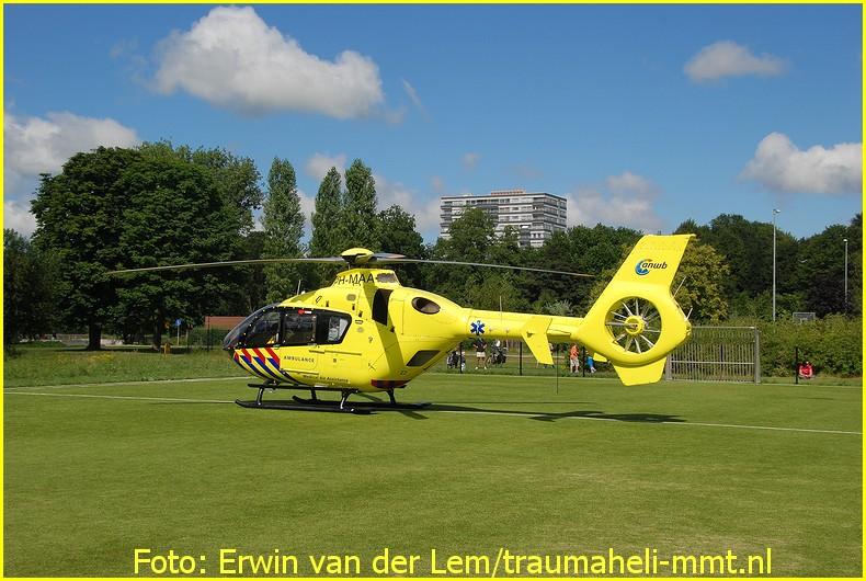 Lifeliner2 inzet Leidschendam Foto: Erwin van der Lem (8)