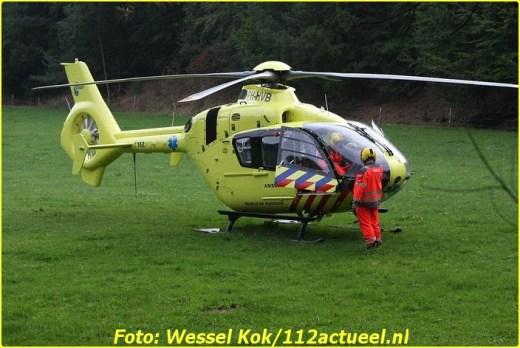 Lifeliner1 inzet Hilversum Foto: Wessel Kok (5)
