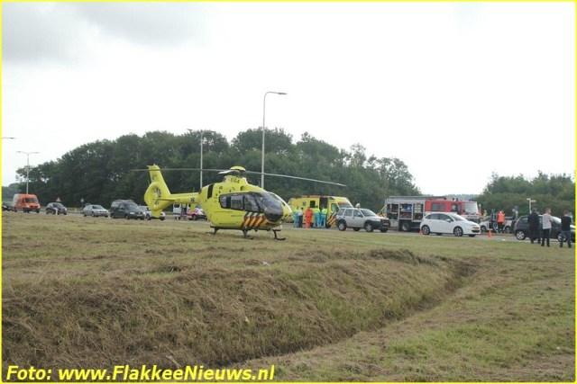 Lifeliner2 inzet Goedereede Foto; FlakkeeNieuws.nl