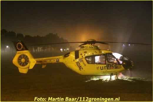 Lifeliner4 inzet Winschoten Foto: Martin Baar