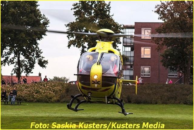 Lifeliner3 inzet Cuijk Foto: Saskia Kusters