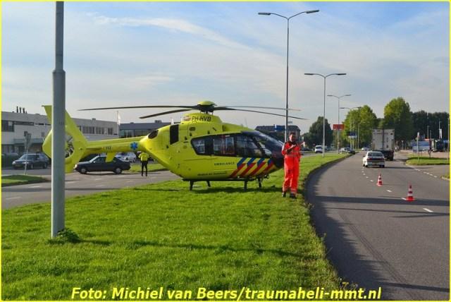 Lifeliner1 inzet Utrecht Foto: Michiel van Beers (3)