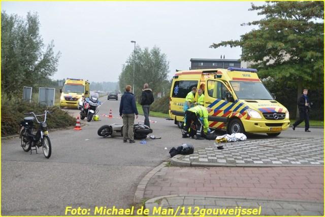 Lifeliner2 inzet Nieuwerkerk aan de Ijssel Foto: Michael de Man
