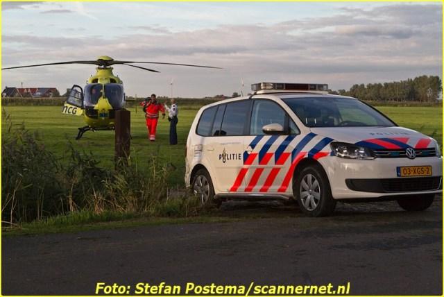 4 Oktober Lifeliner4 inzet Makkum Foto: Stefan Postema (2)