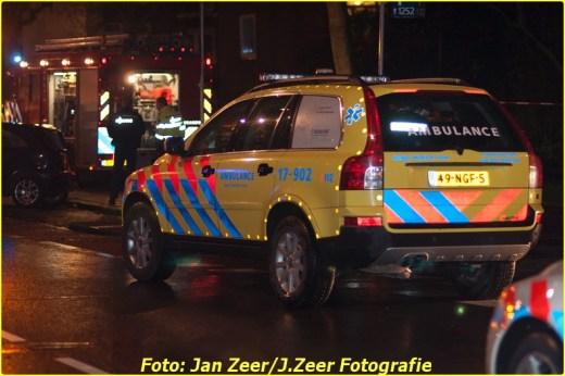 2013-11-29 eenzijdig ongeval Franselaan, Rotterdam 016-BorderMaker