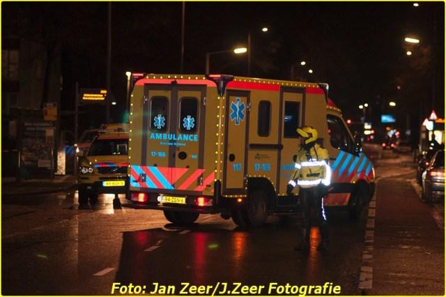 2013-11-29 eenzijdig ongeval Franselaan, Rotterdam 035-BorderMaker